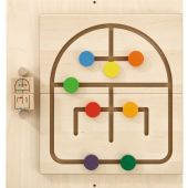 Labyrinth Sensory Wall Activity Panel by HABA, 023139