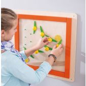 Motor Skills Flipper Wall Panel by HABA, 024067