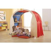 Blue Play Curtain by HABA, 038449