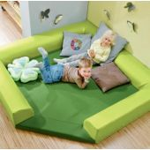 Reading Nook in Synthetic Leather by HABA
