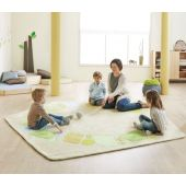 Grow.upp Seating Circle Carpet by HABA, 053197