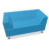 Relax Sofa with 3 Seat Backs by HABA