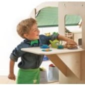 Kiosk Standing Table by HABA