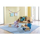 Stack Benches by HABA