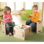 Toddler Turn Around Stool by HABA