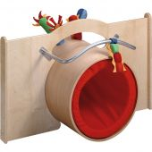 Crawling Tunnel Partition by HABA