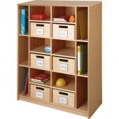 Forminant Student Cubby Cabinet Without Doors by HABA