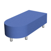 Relax Half-Round Sofa by HABA