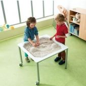 Sand Tub Tables by HABA