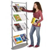Free-Standing Magazine Rack by HABA