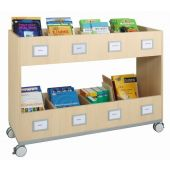Set.upp Book Wagon by HABA