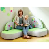 Bubbles Sofa by HABA