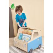 Book Bus Cart by HABA, 207827