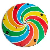 Children's Furniture Company® Lollipop Pinwheel Wall Activity