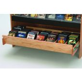 MAR-LINE® Waterfall Cd/ DVD Storage Drawer by Gressco