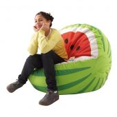 Watermelon Bean Bag Chair by HABA, 090860