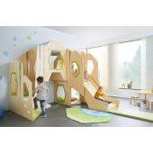 Grow.upp Monkey Slide Loft by HABA, 341158 & 341161