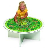 Children's Furniture Company® Jungle Jumble Low Readers Table