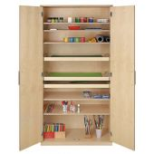 Move Upp Tall Craft Cabinet by HABA