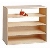 Move Upp Cabinet w/ 3 Shelves by HABA