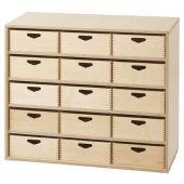 Move Upp Cabinet w/ 15 Supply Bins by HABA