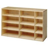 Move Upp Cabinet w/ 9 Shelves by HABA, 436605*