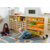Move Upp Cabinet Wall Unit 1 by HABA, 439977