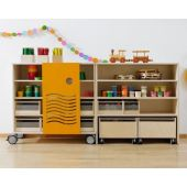 Move Upp Cabinet Wall Unit 11 by HABA
