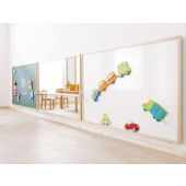 Whiteboard Wall Panel by HABA