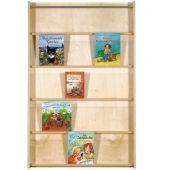 Wall-Mounted Book Shelf by HABA