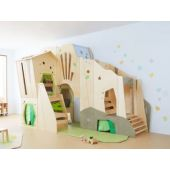 Grow.upp Rabbit Hole Loft by HABA, 459003 & 459023