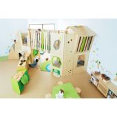 Grow.upp Beaver Castle Loft by HABA, 459004 & 459024