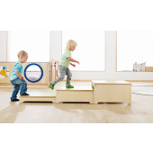 3-Piece Nesting Step Platform Set by HABA