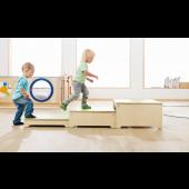 3-Piece Nesting Step Platform Set by HABA