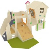 2-Piece Fall Mat Set for Bird's Nest Loft by HABA