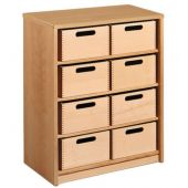 Forminant Cabinet w/8 Material Boxes by HABA, 508310*