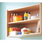 Forminant Open Wall Cupboard (shown on top)  by HABA