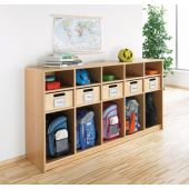 Forminant Book-bag Cabinet by HABA
