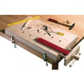 Workbench with 2 Work Heights by HABA