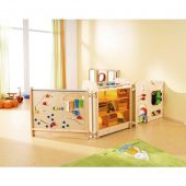 Children's Room Partition by HABA
