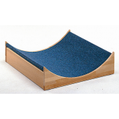 Trough Carpet Platform by HABA