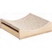 Small Trough Platform with Carpet Surface by HABA
