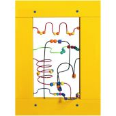 Bead Maze Wall Activity Panel, AMH-BEAD*