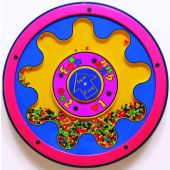 Math Beads Wall Activity Panel, AMH-RA0260W
