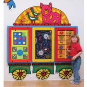 Funky Wagon Activity Station, AMH-SST113