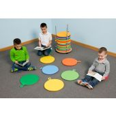 Reading Seat Cushion and Carousel Set by HABA, 099526