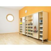 Move Upp Cabinet Wall Unit 12 by HABA
