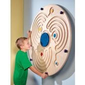 Wall Ball Labyrinth Wall Activity by HABA