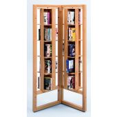 MAR-LINE® Rotor Book Starter Unit Display - all Wood Towers by Gressco