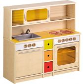 Lino Kitchen Center by HABA